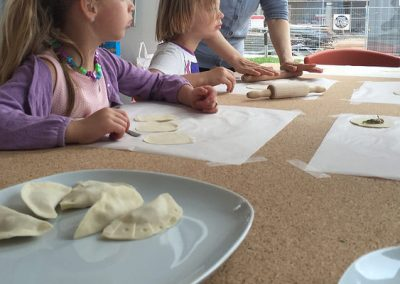 Dumpling workshop